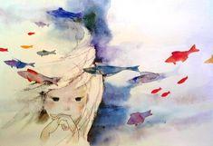 chihiro iwasaki images | Chihiro Iwasaki ocean