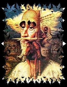 Don Quijote de la Mancha, Miguel de Cervantes Saavedra