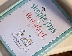 """Check out new work on my @Behance portfolio: """"The Simple Joys of Motherhood"""" http://on.be.net/1Z7hngR"""
