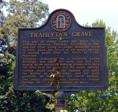 Trahlyta's Grave
