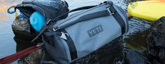 REVIEW: YETI Panga 50 Submersible Pack  Ever had a need for your suitcase to be waterproof? Ever needed to store camera equipment on a boat or raft? I have unfortunately needed both of those things which made the YETI Panga an intriguing accessory for outdoor adventures.  Ive killed a few cameras in kayaks and rafts over the years which isnt cheap. YETI took the common dry bag turned the design dial up to 11 tore off the knob and introduced the world to the YETI Panga.  Being a skeptic by…