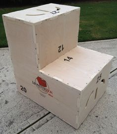 MonsterBox | Mini 5-in-1 Jump Box - Plyo Box - Gym Equipment/Plyo Boxes | Jump Boxes, Box Jump Equipment