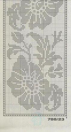 Burda Filet au Crochet - Zosia - Picasa-verkkoalbumit