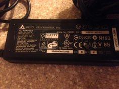 Delta Electronics NBP001312-01 AC Adapter Power Supply Model ADP-75FB #DeltaElectronics