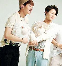 #SHINee #Owen and #Taemin