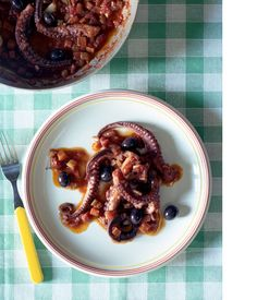 Taken in Italy by Derek Swalwell.  Food styling by Georgia Young.
