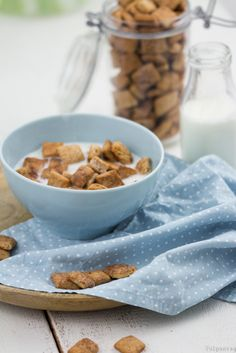 Cini Minis selbstgemacht Frühstück Zimt