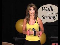 Fitness expert Leslie Sansone showed Maggie Rodriguez how to add walking to your workout routine. Help Losing Weight, Lose Weight, Leslie Sansone, Walking Exercise, Walking Workouts, Bed Workout, Workout Videos, Exercise Workouts, Exercise Videos