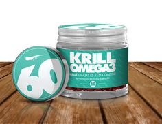 Krill Omega3 on Packaging of the World - Creative Package Design Gallery