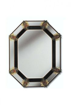 Murano Glass Mirror #810s