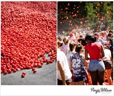 Tomato Battle @ Copper Mountain - insanity :)