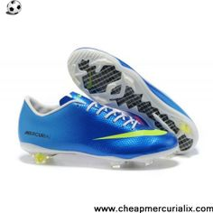 Low Price Nike Mercurial IX firm ground - Nike Mercurial Vapor 9 FG Boots Bright Blue Green Boots Shop