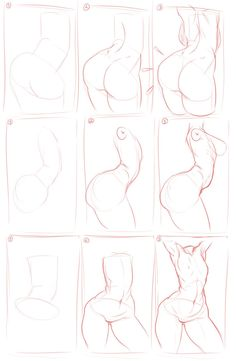 Three Steps to Beautiful Hips by OliverBarraza on deviantART