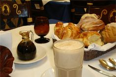 Restaurant Cafe Tacuba (Eje Central) - The Pan Dulce is supposed to be expensive, but worth it.