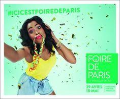 Gagnez des places pour Foire de Paris