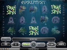 Evolution gir deg en hel masse mer enn bare 5 hjul og 25 gevinstlinjer. Ja, med denne solid tilbud du kommer til å få så mye mer. #Norske #spilleautomater #Evolution Spin Pin, Coin Values, Free Slots, Slot Machine, Evolution, Competition, Arcade Machine