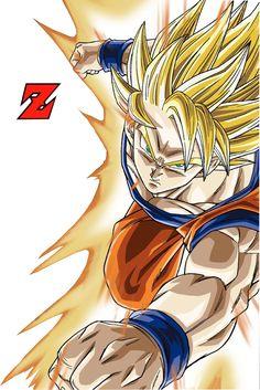 Render Dragon Ball - Renders Sangoku goku san goku super sayan  son goku songoku