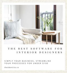 117 best Interior design logos images on Pinterest   Interior design     We ve narrowed down the best software for interior designers to just two  platforms