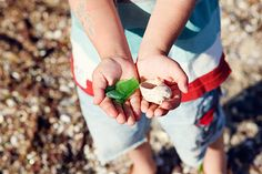 Summer Fun: What Child Doesn't Love a Scavenger Hunt?