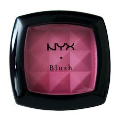 """NYX in """"pinky"""" is the best blush ever! I think it works on all skin colors and I have tried A LOT of blushes. This one is my fave. Pinky is great for the winter and Terra Cotta is nice for the summer since the shade of my face changes with the season."""