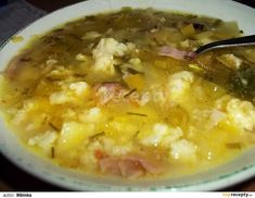 Soup Recipes, Recipies, Cheeseburger Chowder, Grilling, Food And Drink, Cooking, Soups, Berlin, Recipes