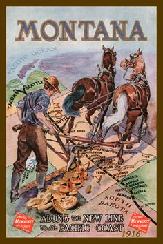 Quilt Block Of Vintage Image Printed On Cotton Ready To Sew Montana Set 1