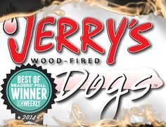 Jerry's Dog's in Carlsbad.  Family-friendly with craft beer and tater tots on the menu.  Sounds yummy!