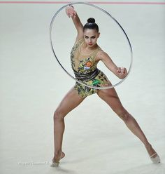 Margarita Mamun (Russia) is the Rhythmic Gymnastics OLYMPIC CHAMPION of the Olympic Games (Rio) 2016