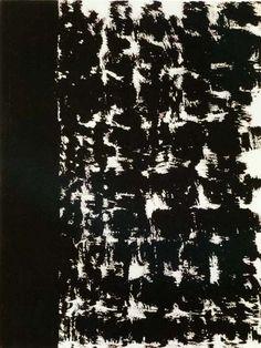 Barnett Newman, Untitled, 1960