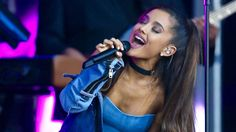 Ariana Grande Stars in Snapchat Horror Movie & Live Performance on Jimmy...