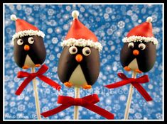 Penguin pops!