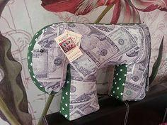 HEDERVIGA / JOHANKA pre neho ....dolárová ! Cute Pillows, Handmade, Hand Made, Craft