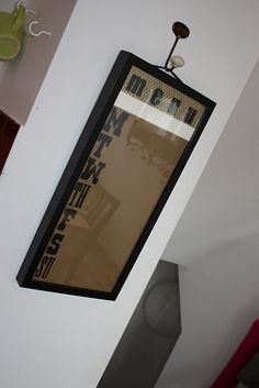 dry erase menu board for planning your meals ahead of time. a must have!