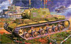 KV-I Model 1941