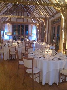 By Easton Grange Wedding Venue @EastonGrange Congratulations to Michelle and Amit who celebrate their #wedding here at Easton Grange. The barn looked beautiful.