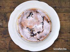 Lisztmentes krémes túrótorta - Receptek | Ízes Élet - Gasztronómia a mindennapokra Sweet Desserts, Oatmeal, Recipies, Paleo, Cupcakes, Favorite Recipes, Sweets, Snacks, Eat