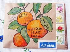 "This is a gallery some of my ""mail art,"" sent to people who subscribe to my blog. If you'd like some too, go9 here. Have you ever heard of mail art? Me neither, until recently. I just thought it mig...-Naomi loves.com"