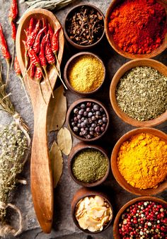 Quick Guide to Every Herb and Spice in the Cupboard — Spice Intelligence