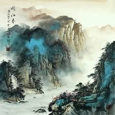 contemporary chinese landscape painting - Google Search