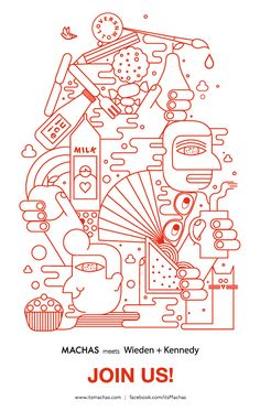 30 Vector Line Art Illustrations with Detailed Patterns & Geometric Shapes