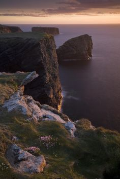 Loop Head Peninsula, Co. Clare, Ireland.
