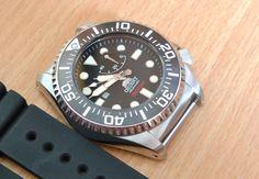 Orient saturation diver ~$1200
