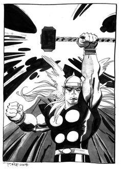 Thor by Tim Sale