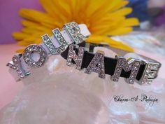 Personalize your own bracelet today www.charmapalooza.com!