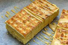Tea Recipes, Cake Recipes, Dessert Recipes, Lemon Recipes, Quick Recipes, Appetizer Recipes, Sweet Recipes, Chocolate Slice, Desert Recipes