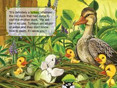 FREE app March 15th (reg 3.99) The Ugly Duckling - Classic children's storytelling comes to life on the iPad