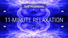 In part 1 of this guided self-hypnosis induction series, master hypnotist Karsten Küstner will take you on a deeply relaxing and restorative journey. Best Meditation, Mindfulness Meditation, Focus Your Mind, God Help Me, Surgery Recovery, Hypnotherapy, Deck Of Cards, Healer, Master Class