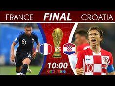 Fifa World Cup Russia 2018 World Cup Russia 2018, World Cup 2018, Fifa World Cup, France Vs, Croatia, Finals, Dabbing, Youtube, Soccer