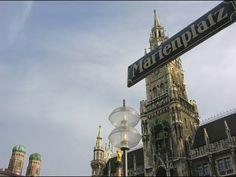 Ταξιδιάρα Ψυχή!!!: Marienplatz - Παλιό δημαρχείο του Μονάχου