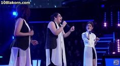The Voice Season 4 วันที่ 25 ตุลาคม 2558